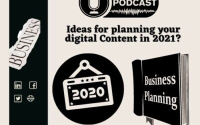 Ideas for Planning Your Digital Content in 2021?