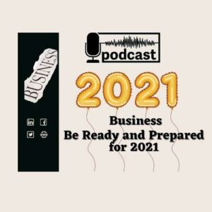 2021 Business preparation and planning