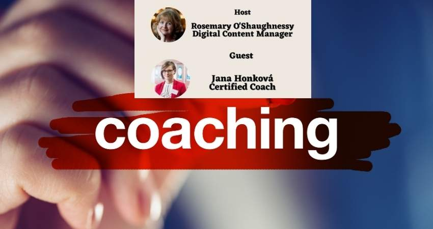 Podcast Rosemary O'Shaughnessy Business Coaching