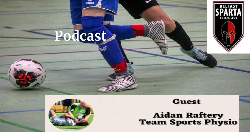 A chat with a Sports Therapist?